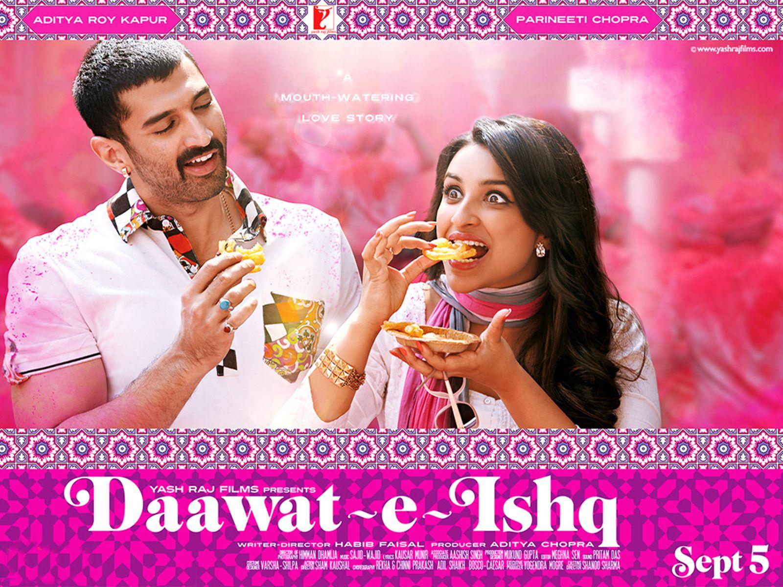 Daawat-e-Ishq (2014) Hindi Movie DVDRip 720P ESubs ~ Mp3 ... Daawat E Ishq