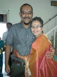 Manjiree and Ranjan