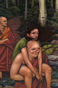 two-monks-by-artist-Paul-Davey